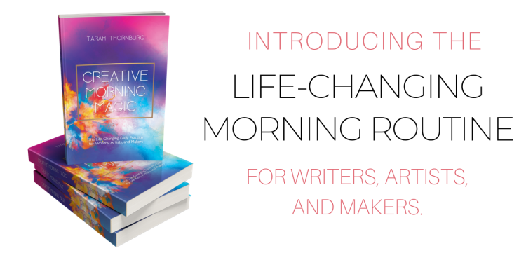 Do you dream of becoming a writer or an artist_ Do you struggle to find time to create_ Introducing a powerful new morning routine for creatives. (2)
